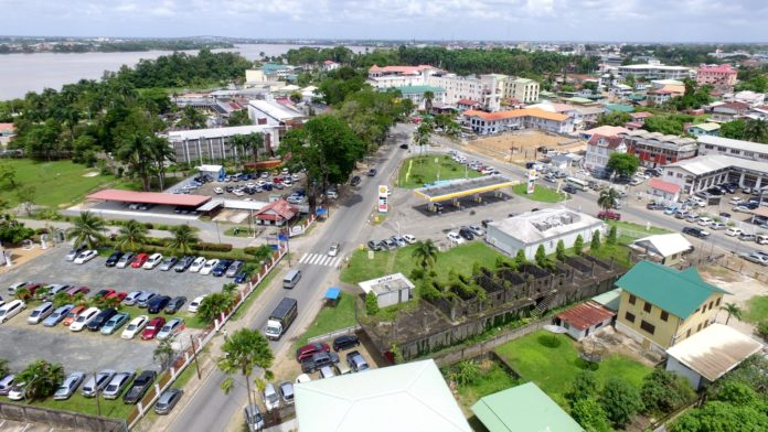 Paramaribo rencontres
